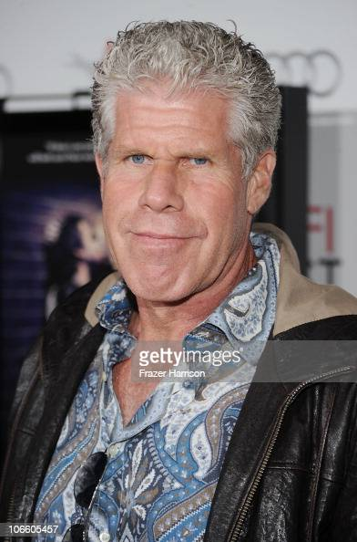 Ron Perlman Actor Stock Photos And Pictures Getty Images