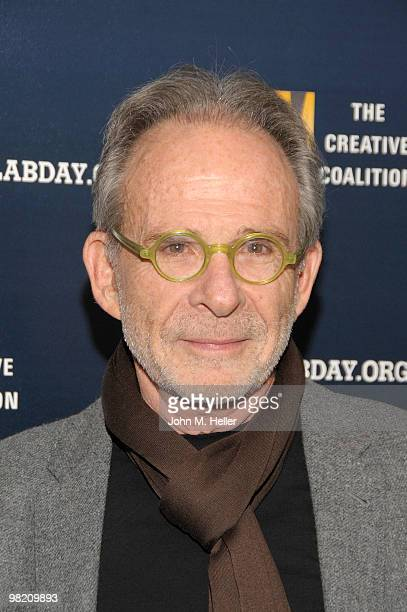 Actor Ron Rifkin attends the National Lab Day KickOff Dinner hosted by the Creative Coalition and National Lab Day promoting student involvement in...