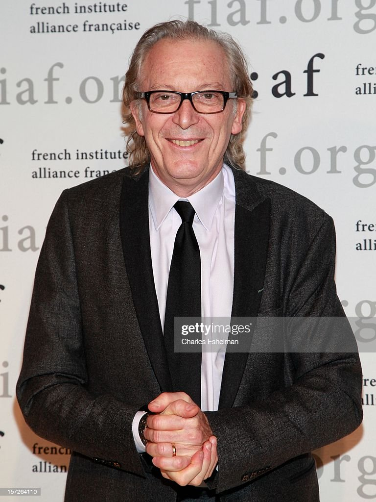 Actor Ronald Guttman attends the 2012 Trophee Des Arts gala at The Plaza Hotel on November 30, 2012 in New York City.