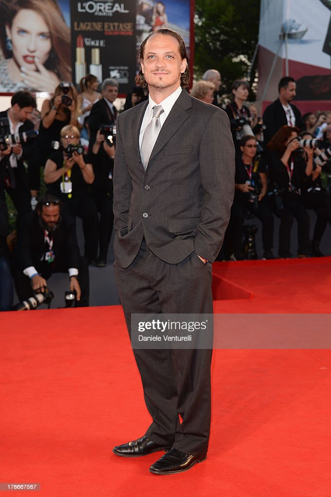 Actor Ronie Gene Blevins attends 'Joe' Premiere during The 70th Venice International Film Festival at Sala Grande on August 30, 2013 in Venice, Italy.