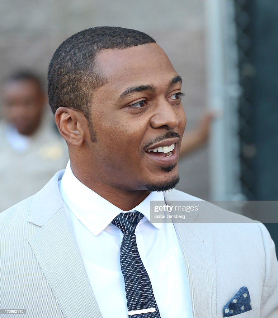 Actor RonReaco Lee arrives at the 11th annual Ford Neighborhood Awards at the MGM Grand Garden Arena on August 10, 2013 in Las Vegas, Nevada.