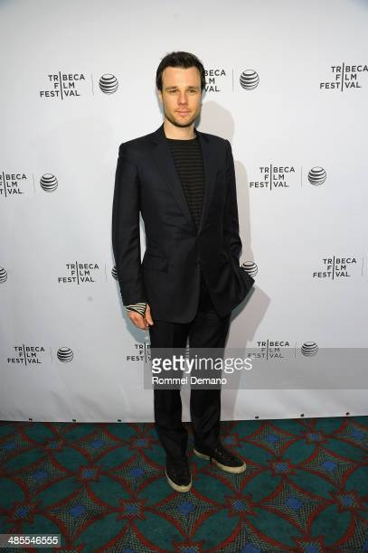 Actor Ropert Evans attends the 'The Canal' Premiere during the 2014 Tribeca Film Festival at AMC Loews Village 7 on April 18 2014 in New York City