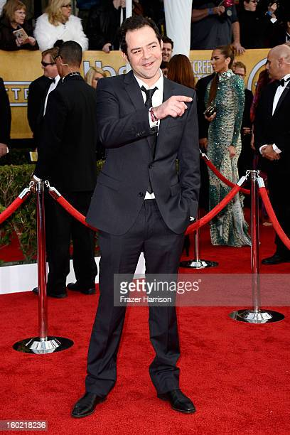 Actor Rory Cochrane arrives at the 19th Annual Screen Actors Guild Awards held at The Shrine Auditorium on January 27 2013 in Los Angeles California