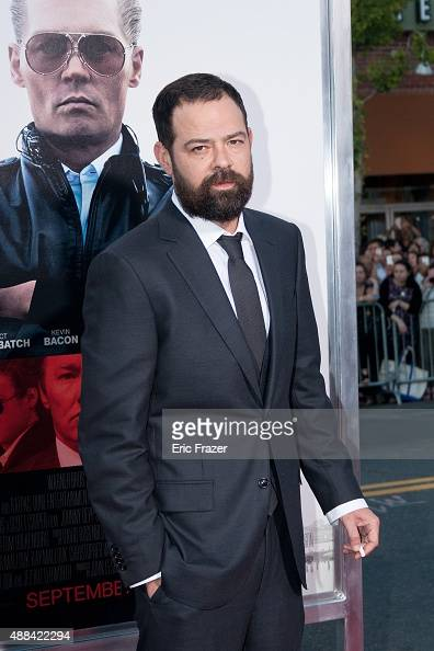 Actor Rory Cochrane arrives at the Boston premiere of 'Black Mass' at Coolidge Theater on September 15 2015 in Brookline Massachusetts