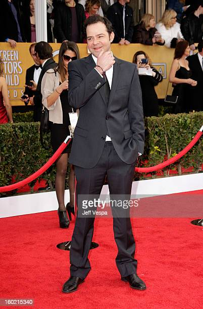 Actor Rory Cochrane arrives at the19th Annual Screen Actors Guild Awards held at The Shrine Auditorium on January 27 2013 in Los Angeles California