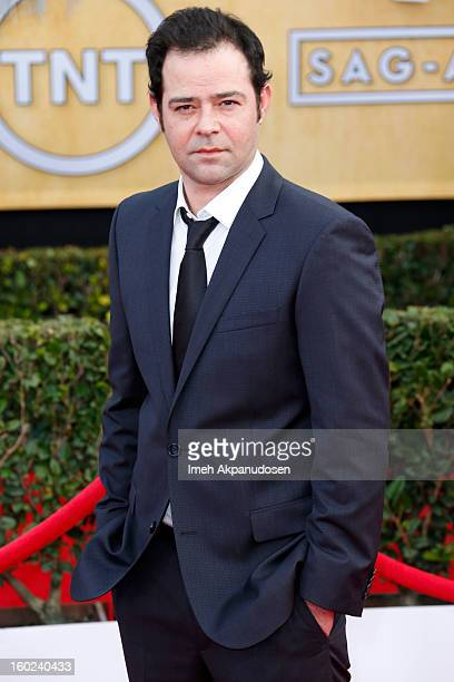 Actor Rory Cochrane attends the 19th Annual Screen Actors Guild Awards at The Shrine Auditorium on January 27 2013 in Los Angeles California