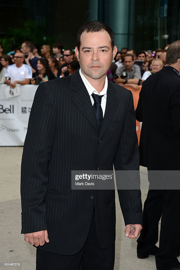 Actor <a gi-track='captionPersonalityLinkClicked' href=/galleries/search?phrase=Rory+Cochrane&family=editorial&specificpeople=210494 ng-click='$event.stopPropagation()'>Rory Cochrane</a> attends the 'Argo' premiere during the 2012 Toronto International Film Festival at Roy Thomson Hall on September 7, 2012 in Toronto, Canada.