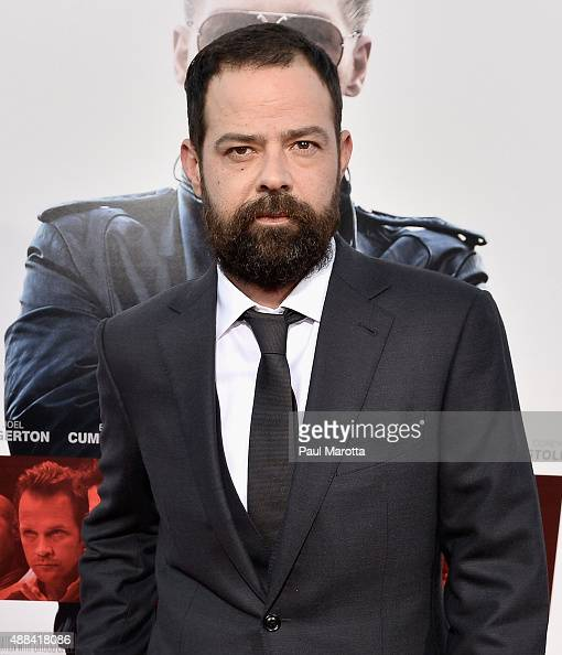 Actor Rory Cochrane attends the 'Black Mass' Boston special screening at the Coolidge Corner Theatre on September 15 2015 in Boston Massachusetts