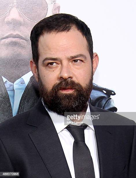 Actor Rory Cochrane attends the Boston premiere of 'Black Mass' at Coolidge Corner Theater on September 15 2015 in Brookline Massachusetts