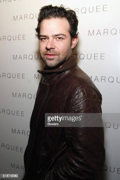Actor Rory Cochrane attends the one year anniversary of Marquee on December 16 2004 in New York City