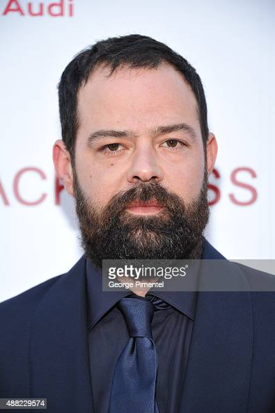 Actor Rory Cochrane attends the prescreening event for 'Black Mass' presented by Audi during the 2015 Toronto International Film Festival at Michaels...
