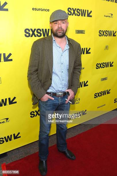 Actor Rory Cochrane attends the 'The Most Hated Woman In America' premiere 2017 SXSW Conference and Festivals on March 14 2017 in Austin Texas