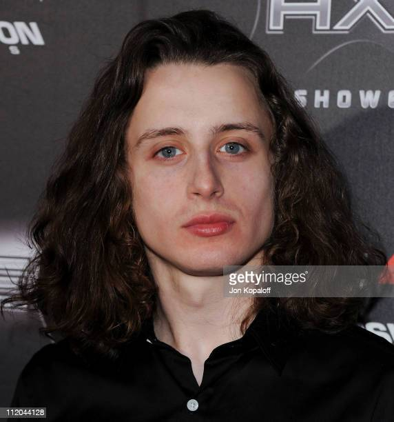 Actor Rory Culkin arrives at the Los Angeles Premiere 'Scream 4' at Grauman's Chinese Theatre on April 11 2011 in Hollywood California