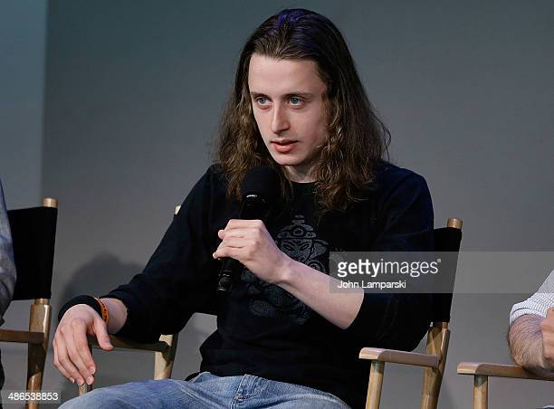 Actor Rory Culkin attends Apple Store Soho Presents Tribeca Film Festival 'Gabriel' 2014 Tribeca Film Festival at Apple Store Soho on April 24 2014...