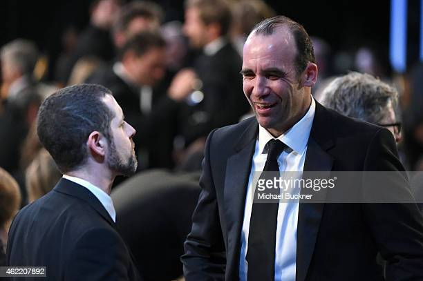 Actor Rory McCann attends TNT's 21st Annual Screen Actors Guild Awards at The Shrine Auditorium on January 25 2015 in Los Angeles California 25184_019