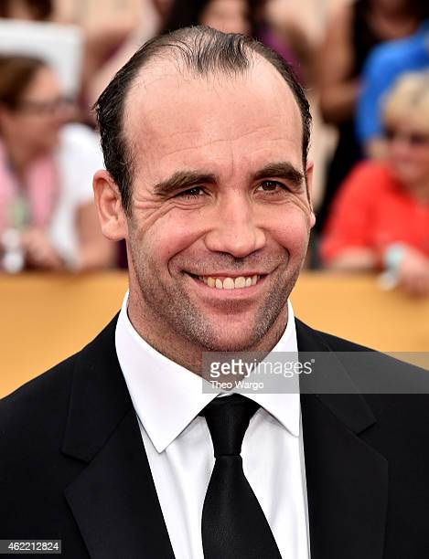 Actor Rory Mccann attends TNT's 21st Annual Screen Actors Guild Awards at The Shrine Auditorium on January 25 2015 in Los Angeles California 25184_018