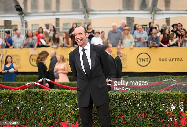 Actor Rory Mccann attends TNT's 21st Annual Screen Actors Guild Awards at The Shrine Auditorium on January 25 2015 in Los Angeles California 25184_021