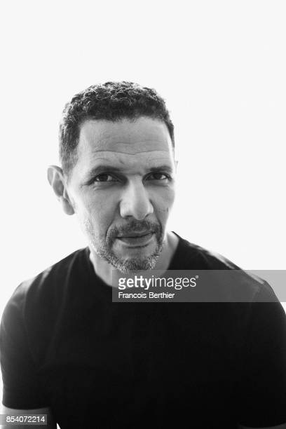 Actor Roschdy Zem is photographed on June 23 2017 in Paris France