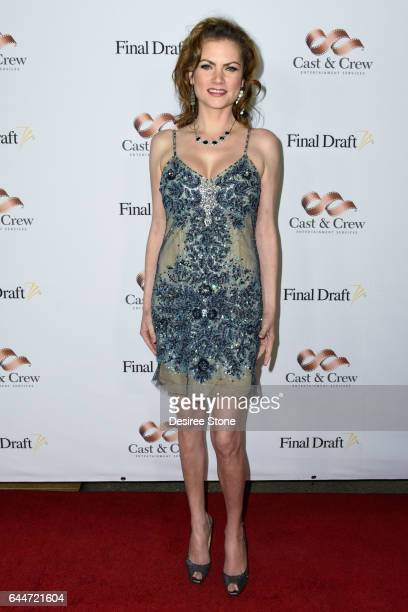 Actor Rose Bryant attends the 12th Annual Final Draft Awards at Paramount Theatre on February 23 2017 in Hollywood California