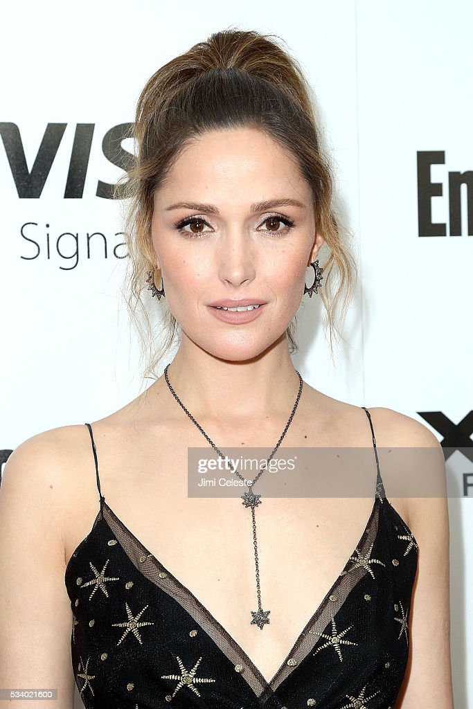Actor <a gi-track='captionPersonalityLinkClicked' href=/galleries/search?phrase=Rose+Byrne&family=editorial&specificpeople=206670 ng-click='$event.stopPropagation()'>Rose Byrne</a> attends the special screening of 'X-MEN Apocalypse' at Entertainment Weekly on May 24, 2016 in New York City.