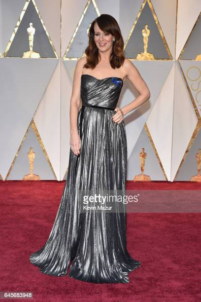 Actor Rosemarie DeWitt attends the 89th Annual Academy Awards at Hollywood Highland Center on February 26 2017 in Hollywood California