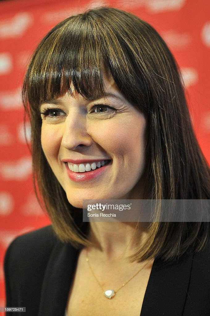 Actor Rosemarie DeWitt attends the 'Touchy Feely' premiere at Eccles Center Theatre during the 2013 Sundance Film Festival on January 19, 2013 in Park City, Utah.