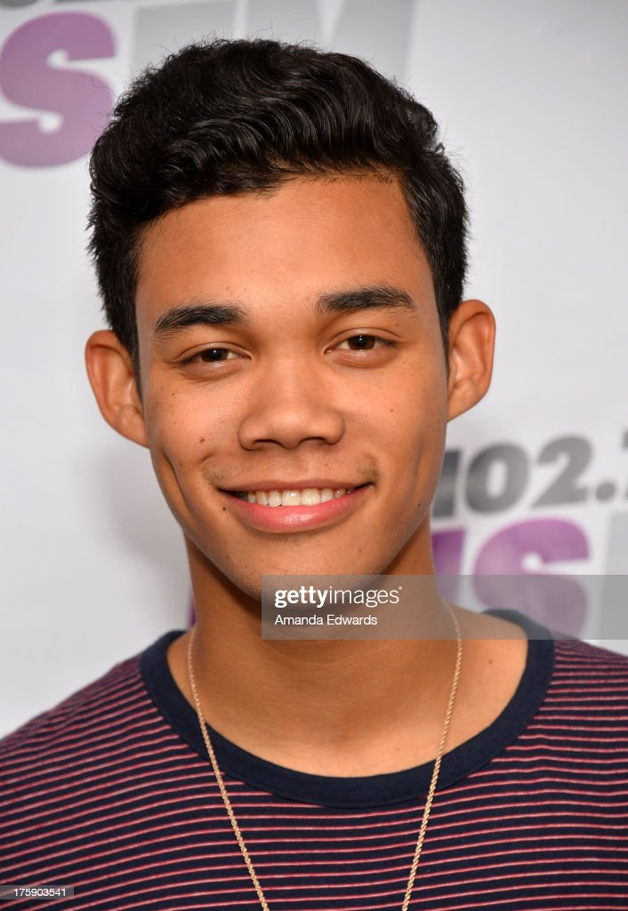 Actor Roshon Fegan arrives at the 1027 KIIS FM Teen Choice Awards PreParty at W Los Angeles Westwood on August 9 2013 in Los Angeles California