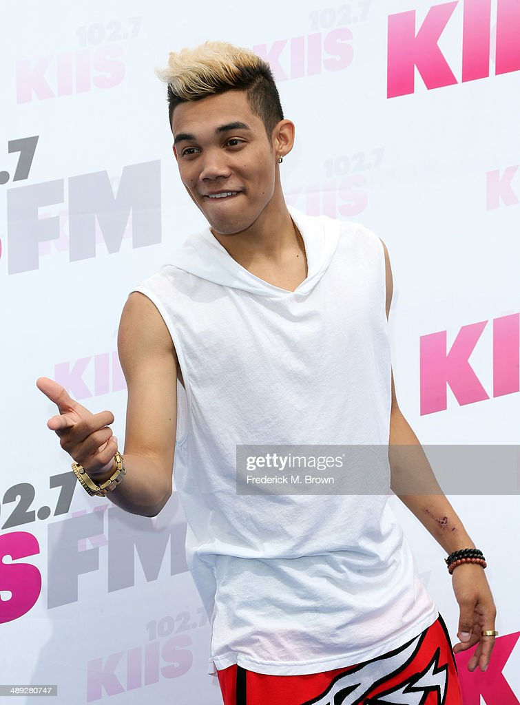 Actor <a gi-track='captionPersonalityLinkClicked' href=/galleries/search?phrase=Roshon+Fegan&family=editorial&specificpeople=4896999 ng-click='$event.stopPropagation()'>Roshon Fegan</a> attends 102.7 KIIS FM's 2014 Wango Tango at StubHub Center on May 10, 2014 in Los Angeles, California.