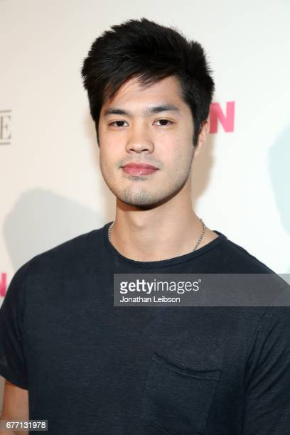 Actor Ross Butler at the NYLON Young Hollywood Party at AVENUE Los Angeles on May 2 2017 in Los Angeles California