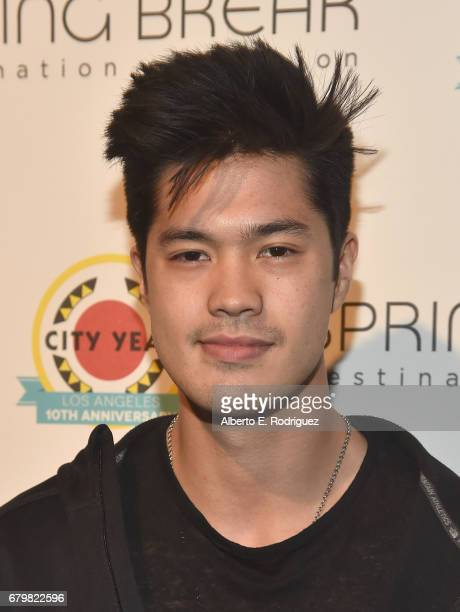 Actor Ross Butler attends City Year Los Angeles Spring Break on May 6 2017 in Los Angeles California