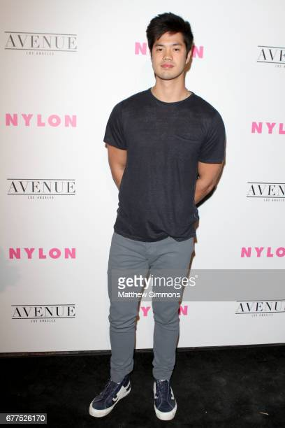 Actor Ross Butler attends NYLON's Annual Young Hollywood May Issue Event at Avenue on May 2 2017 in Los Angeles California