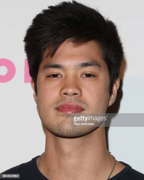 Actor Ross Butler attends NYLON's annual Young Hollywood May issue event with cover Star Rowan Blanchard at Avenue on May 2 2017 in Los Angeles...