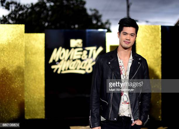 Actor Ross Butler attends the 2017 MTV Movie And TV Awards at The Shrine Auditorium on May 7 2017 in Los Angeles California