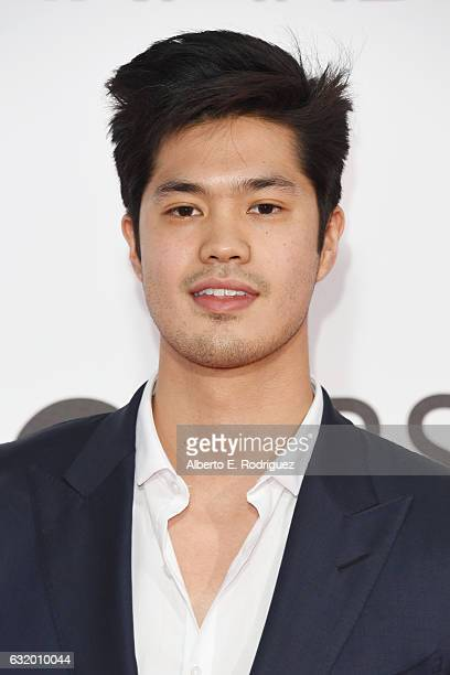 Actor Ross Butler attends the People's Choice Awards 2017 at Microsoft Theater on January 18 2017 in Los Angeles California