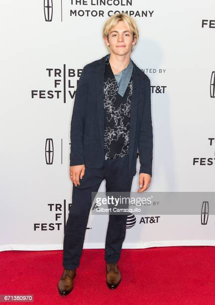 Actor Ross Lynch attends the 'My Friend Dahmer' Premiere during 2017 Tribeca Film Festival at Cinepolis Chelsea on April 21 2017 in New York City