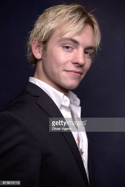 Actor Ross Lynch is photographed for Self Assignment on September 2 2017 in Deauville France