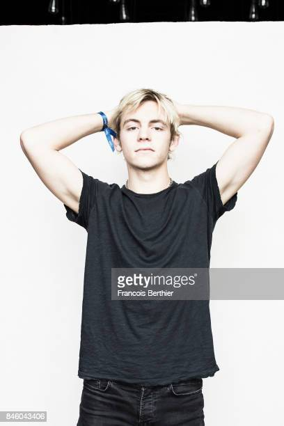 Actor Ross Lynch is photographed on September 9 2017 in Deauville France