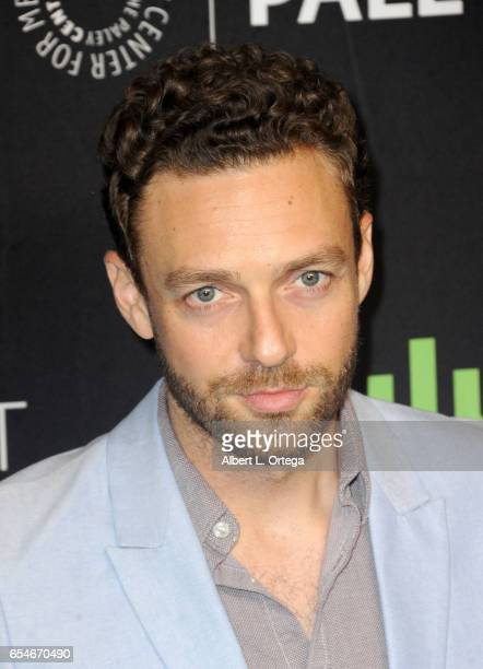 Actor Ross Marquand at The Paley Center For Media's 34th Annual PaleyFest Los Angeles Opening Night Presentation 'The Walking Dead' held at Dolby...