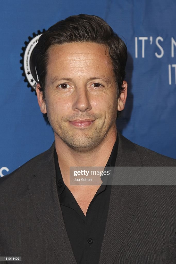 Actor <a gi-track='captionPersonalityLinkClicked' href=/galleries/search?phrase=Ross+McCall&family=editorial&specificpeople=841996 ng-click='$event.stopPropagation()'>Ross McCall</a> attends the Los Angeles Premiere of 'It's Not You, It's Me' at Downtown Independent Theatre on September 18, 2013 in Los Angeles, California.