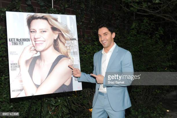 Actor Rough Night producer Paul W Downs attends as ELLE hosts Women In Comedy event with July Cover Star Kate McKinnon at Public Arts on June 13 2017...