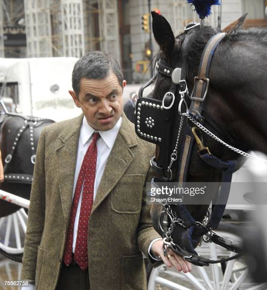 Of Mr Bean Stock Photos And Pictures
