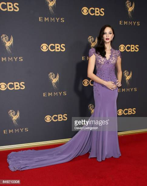 Actor Ruby Modine attends the 69th Annual Primetime Emmy Awards Arrivals at Microsoft Theater on September 17 2017 in Los Angeles California