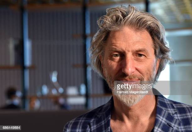 Actor Rufus Beck attends the Pre Golf Party during the 9th Golf Charity Cup hosted by the Christoph Metzelder Foundation at the Jochen Schweizer...