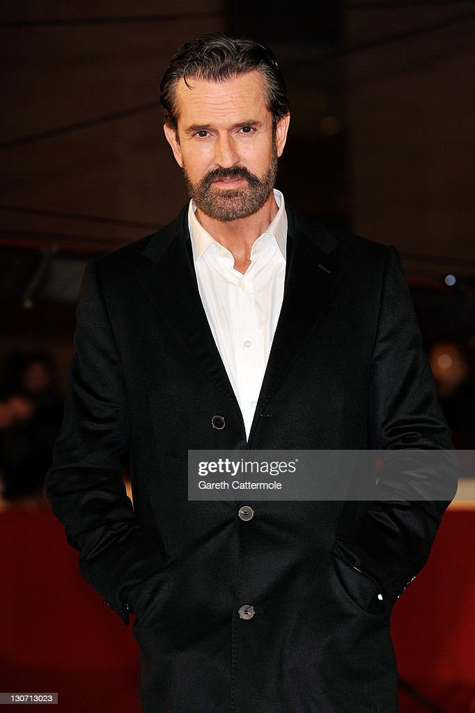 Actor Rupert Everett attends the 'Hysteria' Premiere during the 6th International Rome Film Festival on October 28, 2011 in Rome, Italy.