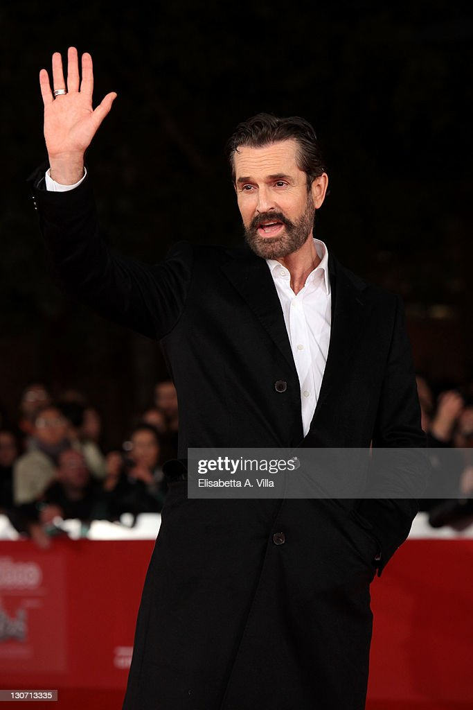 Actor Rupert Everett attends the 'Hysteria' Premiere during the 6th International Rome Film Festival at Auditorium Parco Della Musica on October 28, 2011 in Rome, Italy.