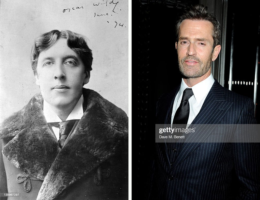 In this composite image a comparison has been made between <a gi-track='captionPersonalityLinkClicked' href=/galleries/search?phrase=Oscar+Wilde&family=editorial&specificpeople=240419 ng-click='$event.stopPropagation()'>Oscar Wilde</a> (L) and Actor <a gi-track='captionPersonalityLinkClicked' href=/galleries/search?phrase=Rupert+Everett&family=editorial&specificpeople=206208 ng-click='$event.stopPropagation()'>Rupert Everett</a>. Oscar hype begins this week with the announcement of the nominations for the 69th annual Golden Globes and the 18th Annual Screen Actors Guild Awards. Luise Rainer became the first actress to receive an Academy Award for her role in the 1936 biopic 'The Great Ziegfeld,' playing stage performer Anna Held. Over half of the last ten Oscars for best actor or actress have been for performances in a biopic. The trend continues this year with the nominations for actors Michelle Williams, Meryl Streep, Viggo Mortensen, Brad Pitt and Leonardo DiCaprio for their roles in 'My Week With Marilyn.' 'The Iron Lady,' 'A Dangerous Method,' 'Moneyball' and 'J Edgar.' LONDON - OCTOBER 29: Actor <a gi-track='captionPersonalityLinkClicked' href=/galleries/search?phrase=Rupert+Everett&family=editorial&specificpeople=206208 ng-click='$event.stopPropagation()'>Rupert Everett</a> attends the Yves Saint Laurent Private Party to join the creative director Stefano Pilati, at the Connaught Hotel on October 29, 2008 in London, England.
