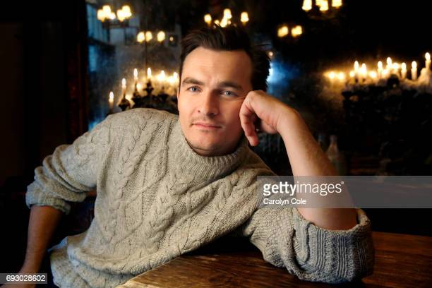 Actor Rupert Friend is photographed for Los Angeles Times on April 25 2017 in New York City PUBLISHED IMAGE CREDIT MUST READ Carolyn Cole/Los Angeles...