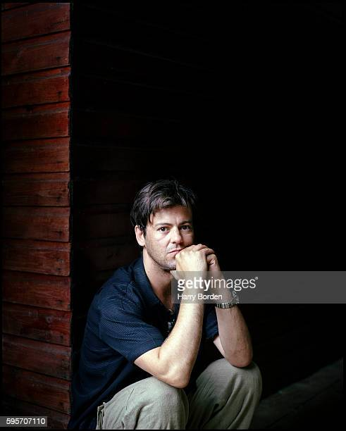Actor Rupert Graves is photographed for Red magazine on August 22 2000 in London England