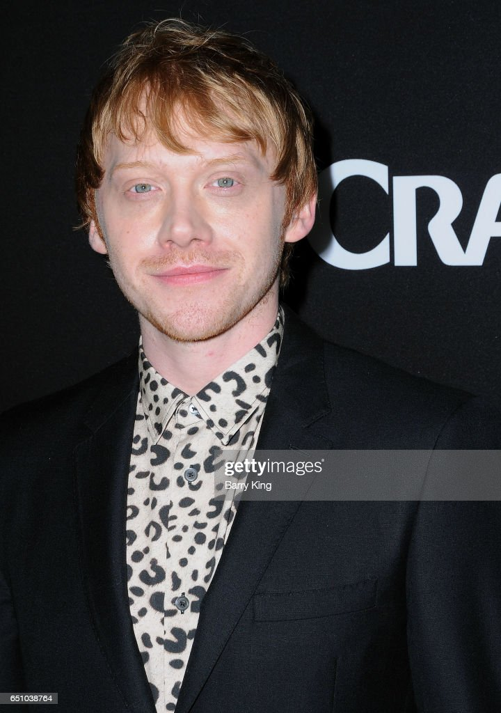 Actor Rupert Grint attends premiere screening of Crackle's 'Snatch' at Arclight Cinemas Culver City on March 9, 2017 in Culver City, California.
