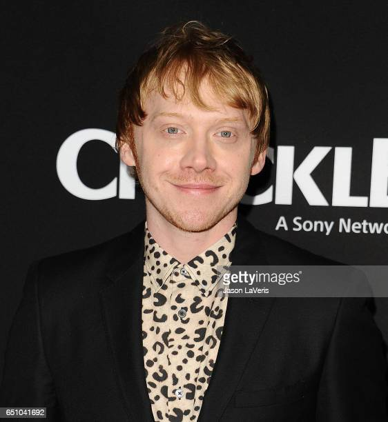 Actor Rupert Grint attends the premiere of 'Snatch' at Arclight Cinemas Culver City on March 9 2017 in Culver City California